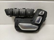 MERCEDES BENZ E CLS CLASS A2129050351 FRONT RIGHT SEAT ADJUSTMENT SWITCH