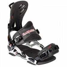 F2 Eliminator Snowboardbindung Fastec  Alubase wahlweise L oder XL