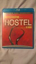 HOSTEL - Uncut Version Blu ray