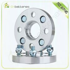 2X 20mm Hubcentric 4x100 Wheel Spacers For Honda Civic 1988-2005  (56.1)
