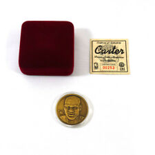Highland Mint Vince Carter Bronze Coin #out of 25,000