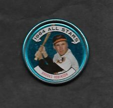 1964 TOPPS BASEBALL COINS  #125 BROOKS ROBINSON  ALL - STAR