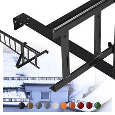 Schneefanggitter Komplettes Set Verzinkt Gitter 20cm Schneefang Farbenauswahl