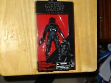 "Star Wars The Black Series 6"" FIRST ORDER TIE FIFHTER PILOT #11Disney Nib"
