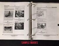 John Deere Gator HPX 4x2 4x4 Gas Diesel UTV Service Repair Manual TM2195 Binder