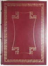 THE UNMADE BED FRANCOISE SAGAN 1978 FRANKLIN LIBRARY LEATHER BERNARD FUCHS