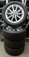4 BMW Winterräder Styling 560 225/55 R17 M+S BMW X1 F48 X2 F39 6856061 RDK TOP