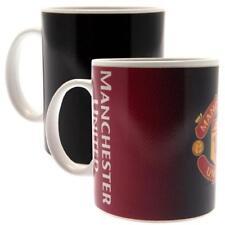 Manchester United Fc Man Utd Heat Changing Collectors Mug Gift GR