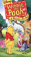 Winnie The Pooh   A Valentine For You (VHS, 2000)