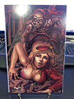 Grimm Fairy Tales The Theater #1 1/250 Nei Ruffino Naughty Exclusive Super Rare
