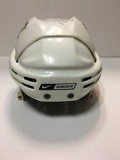 JORDAN STAAL 06'07 ROOKIE Signed Pittsburgh Penguins Game Used Worn Helmet COA
