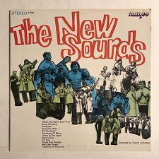 RARE The New Sounds Vinyl LP Orig 1969 Tempo California Xian Folk Derric Johnson