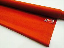 ENGLISH Hainsworth Pool Snooker Billiard Table Cloth Felt full kit 7ft PAPRIKA