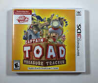 Captain Toad: Treasure Tracker (Nintendo 3DS, 2018) Fast Free Shipping