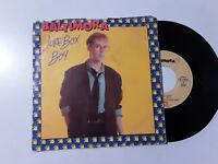 "Baltimora – Juke Box Boy  - Disco Vinile 45 Giri 7"" Stampa Italia 1986"