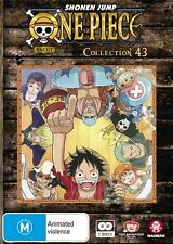 One Piece (Uncut) Collection 43 (Eps 517 - 528) NEW R4 DVD