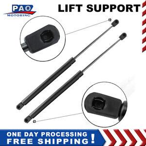 2 Front Hood Lift Support Shock Strut for Mercedes-Benz E320 E300 E420 E430 E55