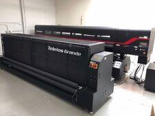 Dgen Teleios Grande H6 Dye Sub Fabric Printer 32m10ft Lightly Used