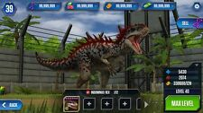 Jurassic World the game ULTIMATE PACK Android/IOS
