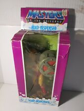 vintage MASTERS of the UNIVERSE 1985 HE-MAN Soap Dispenser with box unused