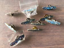 LOT 10 x LE MANS VTG PIN 1974 Matra Simca MS670 C Henri Pescarolo MS 670 CAR