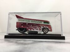 🔴Hot Wheels Winter Wagon Holiday 🎄 VW Christmas DRAG BUS Liberty Promotions