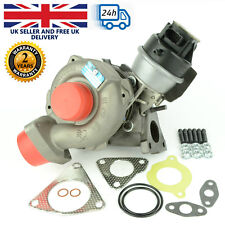Turbocharger for AUDI A4, A5, A6, Q5, SEAT Exeo - 2.0 TDI. 170 BHP. + GASKETS.