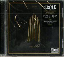 J. COLE - BORN SINNER   - CD NUOVO SIGILLATO