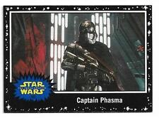 2015 Topps Star Wars Journey To The Force Awakens Black Starfield Parallel #103