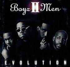 Evolution by Boyz II Men AUDIO CD