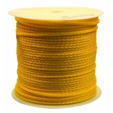 "Rope Products 3/8X1200Yp 3/8""x 1200 footyellow poly rope"