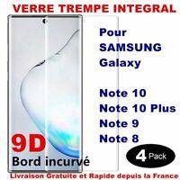 VERRE TREMPÉ TOTAL FILM VITRE PROTECTION ÉCRAN 3D SAMSUNG NOTE 9/8 NOTE 10 PLUS