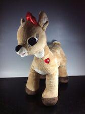 Build A Bear Workshop CLARICE Stuffed Plush REINDEER Rudolph's Girlfriend