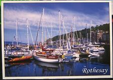 Scotland Rothesay Harbour Isle of Bute - posted 2014