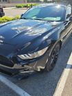 2016 Ford Mustang EcoBoost 2016 Ford Mustang EcoBoost 68436 Miles Shadow Black 2D Coupe Intercooled Turbo P
