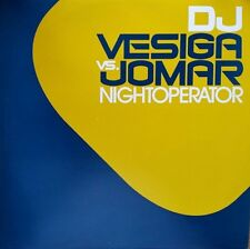 "DJ Vesiga vs.Jomar ""Nightoperator"" *Franky Fonell,Savier + Player & Remady Mixes"