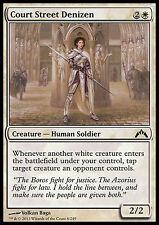 Court Street Denizen x4 EX/NM Gatecrash MTG Magic Cards White Common