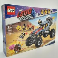 Lego Set The LEGO Movie 2 Emmet and Lucy's Escape Buggy! (70829) Perfect Gift