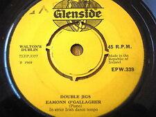"""EAMONN O'GALLAGHER - DOUBLE JIGS  7"""" VINYL"""
