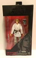 "Star Wars The Black Series Luke Skywalker #21 Action Figure 6"" Hasbro NEW"