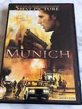 Munich (Dvd, 2006, Widescreen) movie Steven Spielberg Daniel Craig