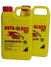 Auto Gloss 707 Politur Lotus-Effekt Lackpflege 2 Flaschen