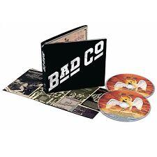 BAD COMPANY - BAD COMPANY : REMASTERED DELUXE 2CD ALBUM SET (2015)
