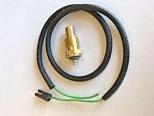 Chevelle TEMPERATURE Sending Unit Wire Harness + SWITCH CORRECT REPRO.