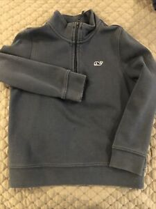 boys vineyard vines Pullover- Size 5