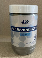 4Life Transfer Factor Classic For Immune System 90 Capsules Supplement.