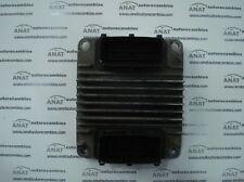 Motorsteuergerät/centralita/ecu opel corsa Astra 09391269 8972406221