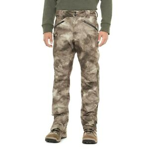 New Men`s Browning Speed Rain Slayer Pants Arid/Urban A-TACS Hero Fit MSRP$260