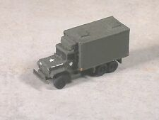 N Scale Military 5 Ton Electronics Truck.