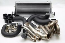 1320 PERFORMANCE B series T3 Top mount turbo manifold intercooler kit DP WG pipe